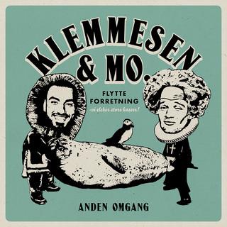 Anden Omgang (Feat. Klemmesen & Mo)