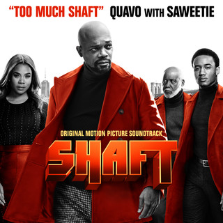 Too Much Shaft (With Saweetie) (From Shaft:Original Motion Picture Soundtrack)