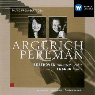 Beethoven:Violin Sonata Op. 47 / Franck:Violin Sonata