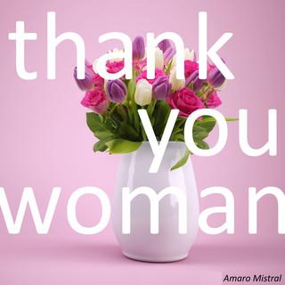 Thank You Woman