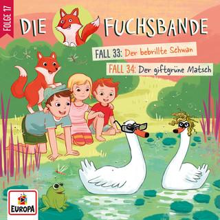 017 / Fall 33:Der Bebrillte Schwan / Fall 34:Der Giftgrüne Matsch