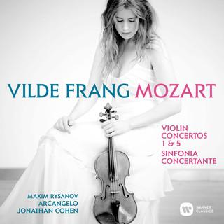 Mozart:Violin Concertos Nos 1, 5 & Sinfonia Concertante