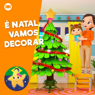 É Natal Vamos Decorar (La La La)