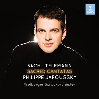 Bach & Telemann:Sacred Cantatas