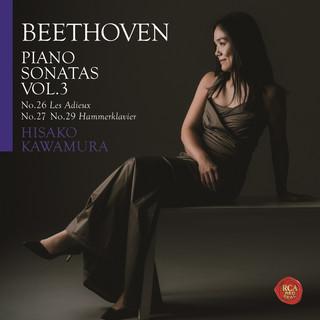 Beethoven Piano Sonatas Vol. 3:Hammerklavier & Les Adieux