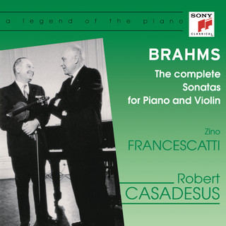 Brahms:The Complete Violin Sonatas