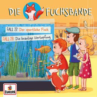 014 / Fall 27:Der Sportliche Fisch / Fall 28:Die Krautige Vertopfung