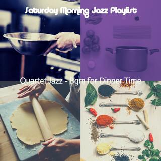 Quartet Jazz - Bgm For Dinner Time