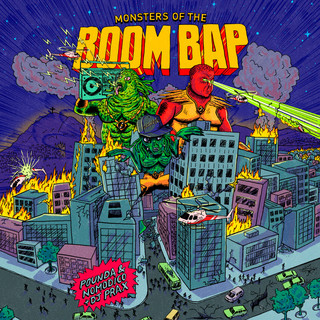 Monsters Of The Boom Bap