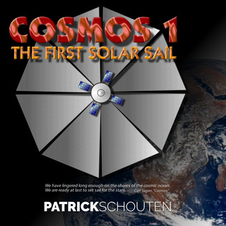 COSMOS 1 - The First Solar Sail