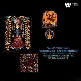Mussorgsky, Ravel:Pictures At An Exhibition - Debussy:Prélude À L'après - Midi D'un Faune