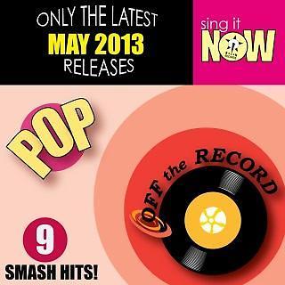 May 2013 Pop Smash Hits