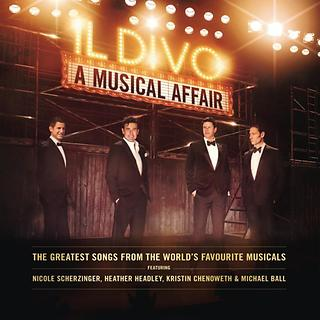 情定百老匯 (A Musical Affair)