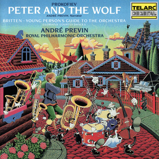 Prokofiev:Peter And The Wolf, Op. 67 - Britten:Young Person's Guide To The Orchestra, Op. 34