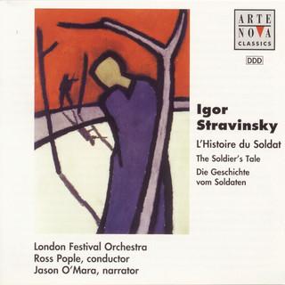 Stravinsky:Pulcinella / Soldier's Tale