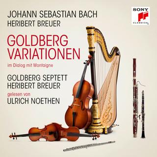 Bach:Goldberg - Variationen Im Dialog Mit Montaigne