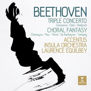 Beethoven:Triple Concerto & Choral Fantasy