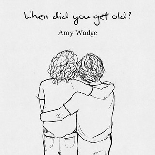 When Did You Get Old ?