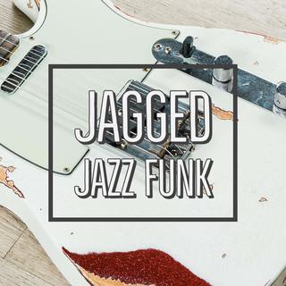 Jagged Jazz Funk Grooves Jam Tracks