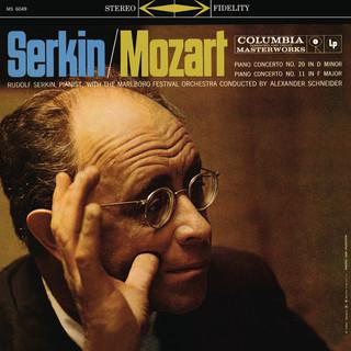 Mozart:Piano Concerto No. 20 In D Minor, K. 466 & Piano Concerto No. 11 In F Major, K. 413
