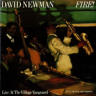Fire ! Live At The Village Vanguard