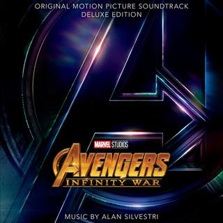 Avengers: Infinity War (復仇者聯盟 3:無限之戰電影原聲帶) - Original Motion Picture Soundtrack / Deluxe Edition