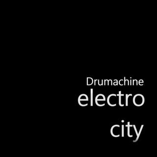 electro city Drumachine