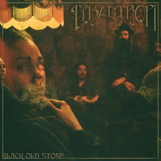 Black Old Stone