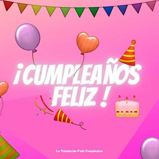 Cumpleaños Feliz Cristina