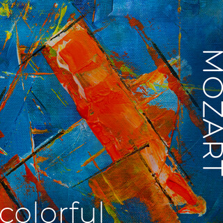 Mozart - Colorful
