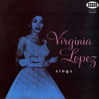 Canta Virginia López