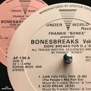 Bonesbreaks Vol 3
