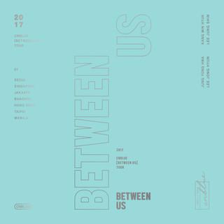 CNBLUE [BETWEEN US] TOUR 演唱會專輯