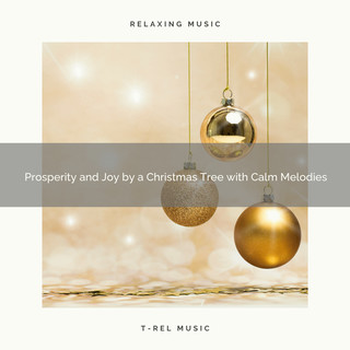 Prosperity And Joy By A Christmas Tree With Calm Melodies