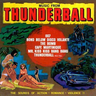 Music From Thunderball (Remastered From The Original Somerset Tapes)