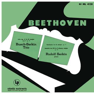 Beethoven:Piano Trio In D Major, Op. 70 No. 1 \