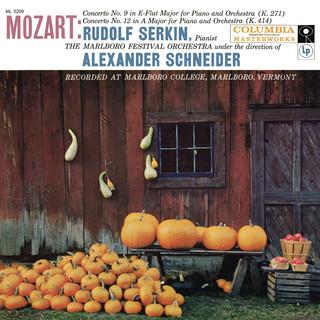 Mozart:Piano Concerto No. 9 In E - Flat Major, K. 271 & Piano Concerto No. 12 In A Major, K. 414
