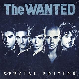 同名特輯 - 進軍美國加值盤- (The Wanted Special Edition)