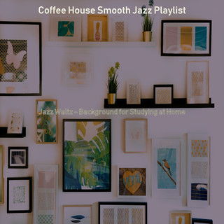 Jazz Waltz - Background For Studying At Home