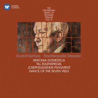 Strauss:Sinfonia Domestica, Op. 53 & Till Eulenspiegel's Merry Pranks, Op. 28