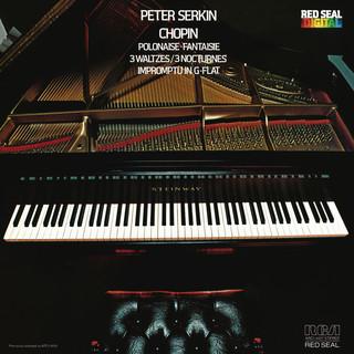 Chopin:Polonaise & Fantaisie & 3 Waltzes & Impromptu In G - Flat