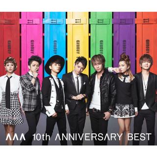 AAA 10th ANNIVERSARY BEST (Original AL)