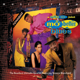MUSIC FROM MO\' BETTER BLUES