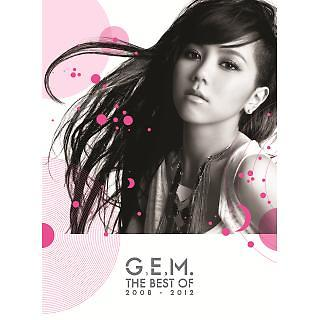 G.E.M. The Best Of 2008 ~ 2012