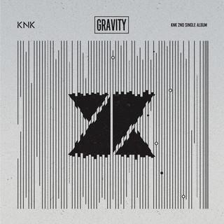 2nd Single Album 『GRAVITY』