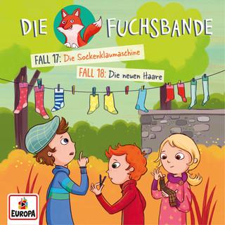 009 / Fall 17:Die Sockenklaumaschine / Fall 18:Die Neuen Haare