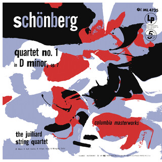 Schoenberg:String Quartet No. 1, Op. 7 (Remastered)