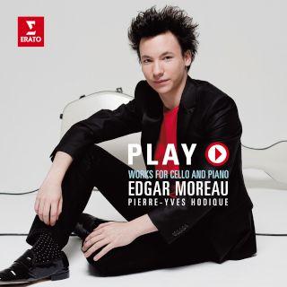 遊藝大提琴 - 艾德加‧莫羅之愛的禮讚 (Play - Works For Cello And Piano)