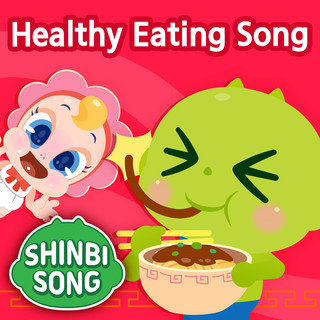 < Sing Along With Shinbi ! > Healthy Eating Songs