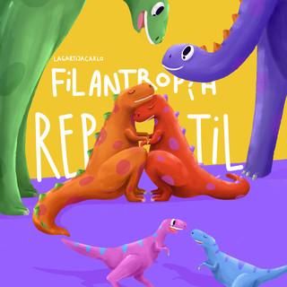 Filantropía Reptil